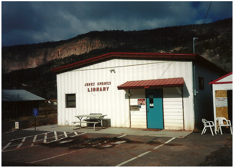 Library History – Overview – Jemez Valley History