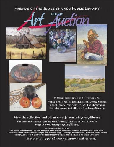 Art Auction poster