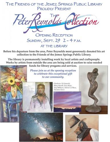 Art Opening Poster
