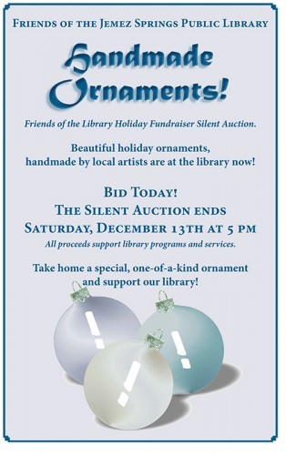 Ornaments poster small
