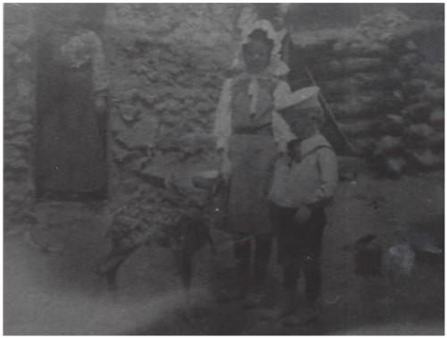 Jesse Lime Fenton, Jean Fenton and Mac Fenton