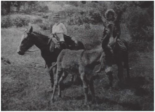 E.M. Fenton, Jr. and Jean Fenton